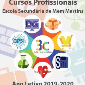 Cursos Profissionais – Oferta para 2019-2020