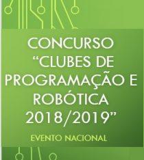 """Clube de Programação e Robótica do AEMM distinguido no Evento Nacional Concurso de """"Clubes de Programação e Robótica 2018/2019″"""