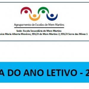 ABERTURA DO ANO LETIVO 2019-2020