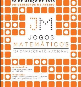 Campeonato Nacional de Jogos Matemáticos (CNJM16)