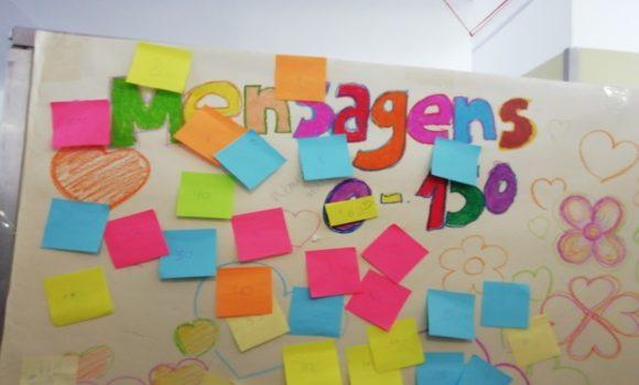 Festa da Mensagem  Escola Secundária de Mem Martins 14 de fevereiro de 2020