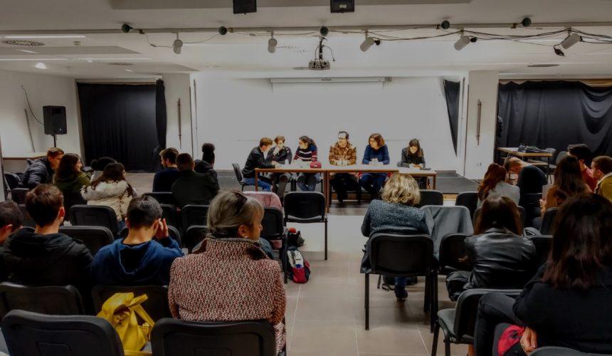 Escola Secundária de Mem Martins participa no programa Parlamento dos Jovens 2019/2020