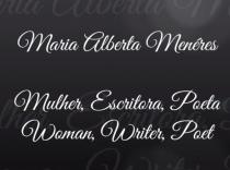 Maria Alberta Menéres – DAC 6ºB