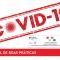 Manual de Boas Práticas em situação de Covid-19